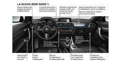 BMW Serie 1 MY 2017: tecnologia da grande e nuovi dettagli sportivi  - Immagine: 12