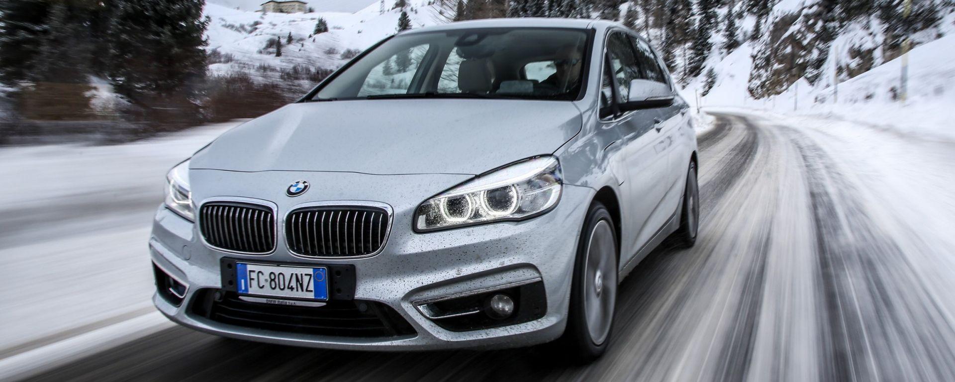 BMW  225xe Active Tourer: il video