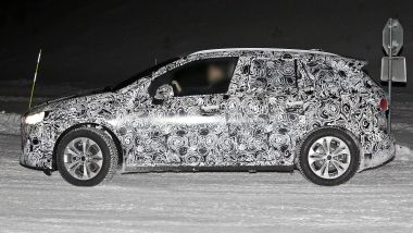BMW Serie 2 Active Tourer: laterale