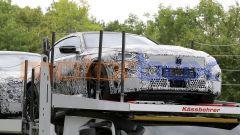 BMW Serie 2 Coupé 2021, il muletto viene recapitato con un autotrasporto