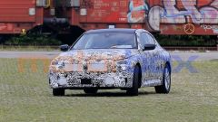 BMW Serie 2 Coupé 2021, le camuffature sono molto coprenti