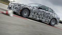 BMW Serie 2 Coupé 2021, le ultime foto spia