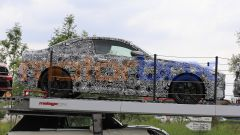 BMW Serie 2 Coupé 2021, si notino le pinze smaltate in blu