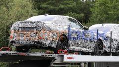 BMW Serie 2 Coupé 2021, sul portellone posteriore si nota un piccolo spoiler