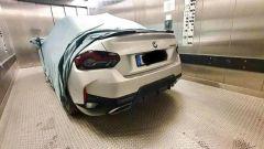 BMW Serie 2 Coupé: dettaglio posteriore