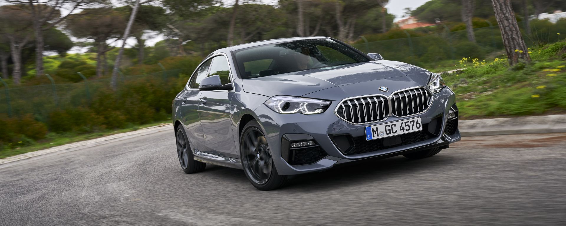 BMW Serie 2 Gran Coupé: la prova video delle M235i e 220d