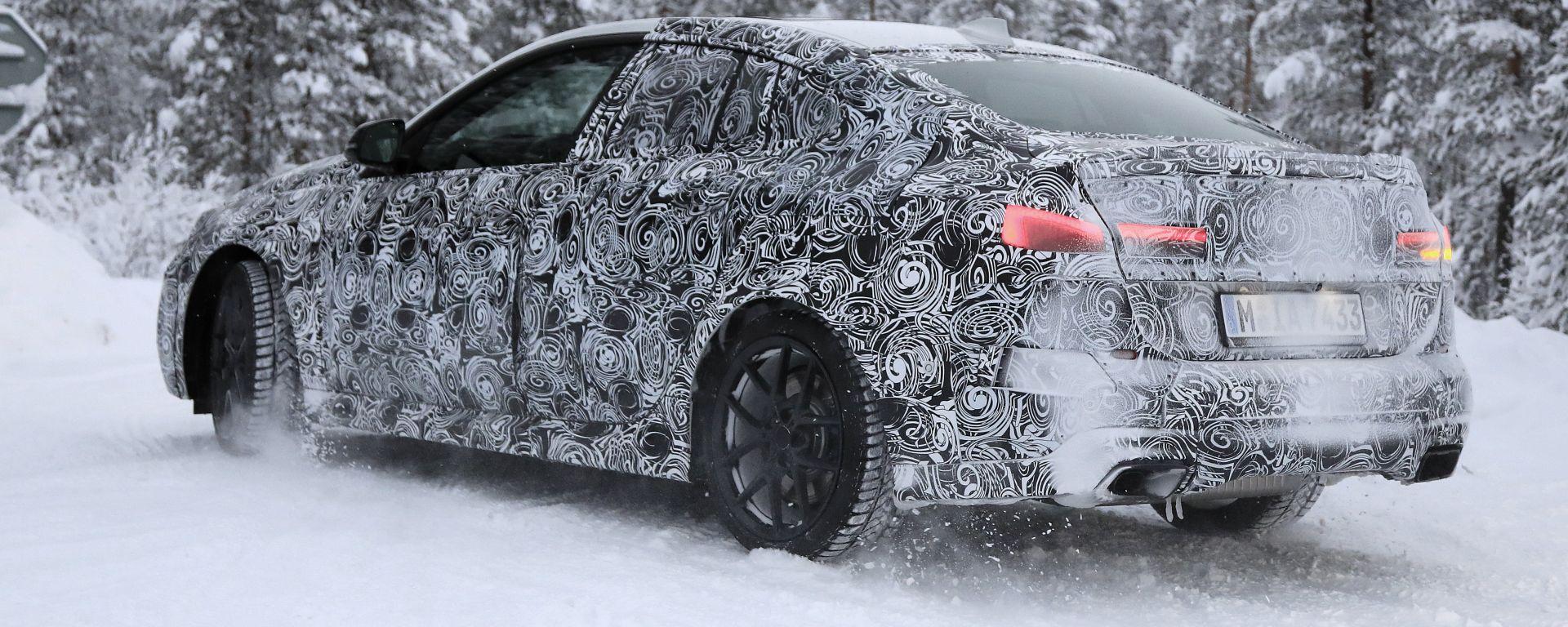 BMW Serie 2 GranCoupé: è guerra alla Mercedes CLA