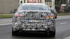 BMW Serie 2 GranCoupe: spyshot, vista posteriore