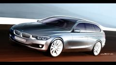 Bmw Serie 3 2012 Touring  - Immagine: 42
