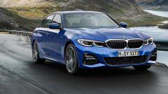 BMW Serie 3 2019 dinamica anteriore
