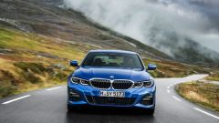 BMW Serie 3 2019 dinamica frontale