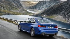 BMW Serie 3 2019 dinamica posteriore