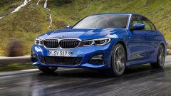 BMW Serie 3 2019: interni, motori, prezzo, uscita e prova