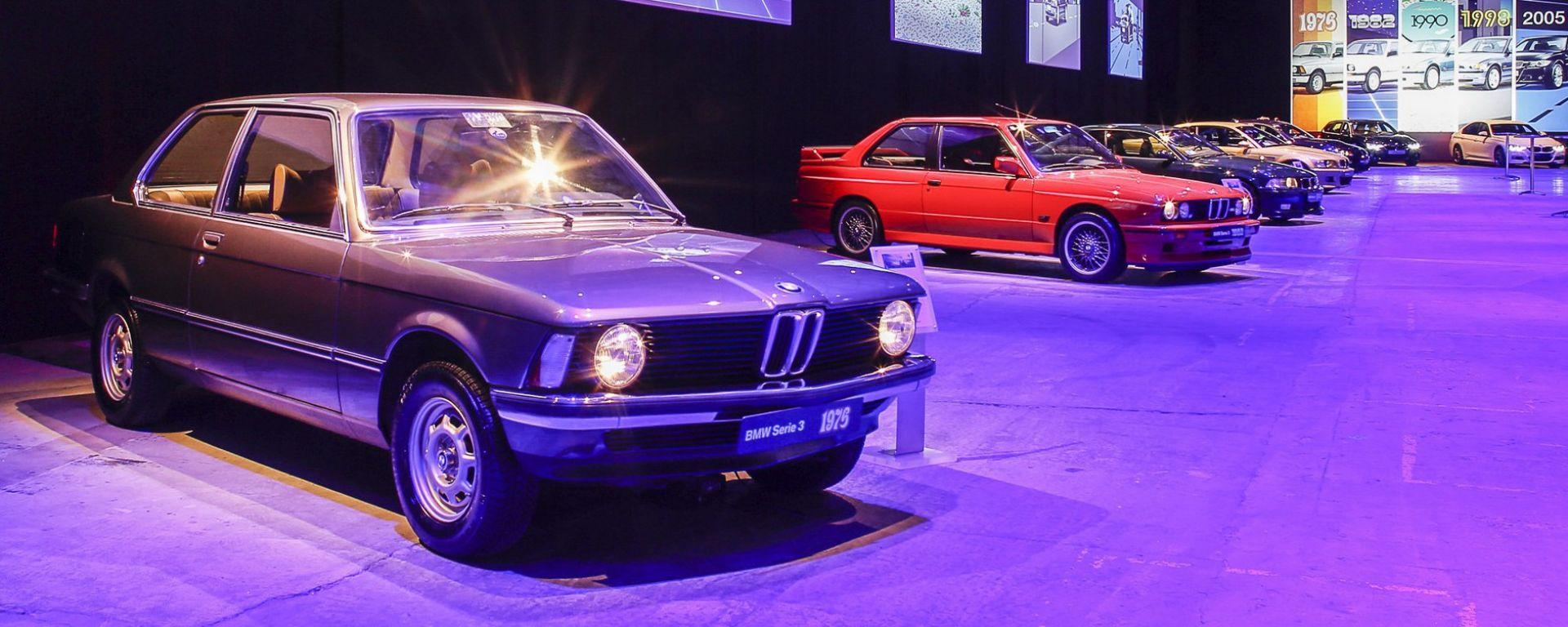 BMW Serie 3: è qui la festa