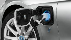 BMW Serie 3 elettrica: debutto al Salone di Francoforte 2017?
