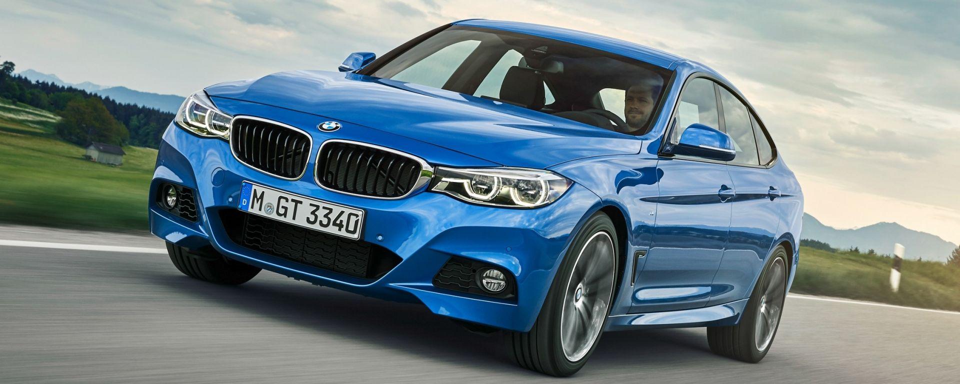 BMW Serie 3 GT: le novità del restyling