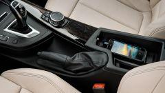 BMW Serie 3 GT: collegare il proprio smartphone all'infotainment sarà più facile