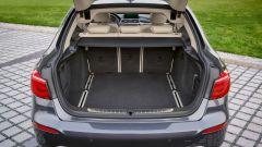 BMW Serie 3 GT: il bagagliaio ha la capacità da station wagon