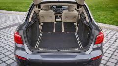 BMW Serie 3 GT: il bagagliaio