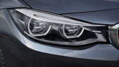 BMW Serie 3 GT: il gruppo ottico anteriore a LED