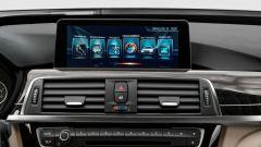 BMW Serie 3 GT: la nuova interfaccia del sistema di infotainment