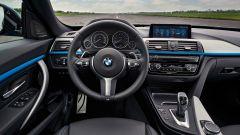 BMW Serie 3 GT: la plancia