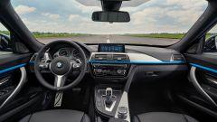 BMW Serie 3 GT: nell'abitacolo debuttano nuovi materiali