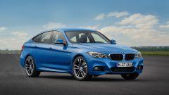 BMW Serie 3 GT: vista 3/4 anteriore
