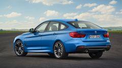 BMW Serie 3 GT: vista 3/4 posteriore