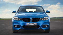 BMW Serie 3 GT: vista anteriore