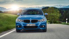 BMW Serie 3 GT: vista frontale