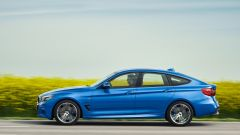 BMW Serie 3 GT: vista laterale