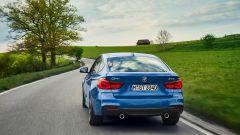 BMW Serie 3 GT: vista posteriore