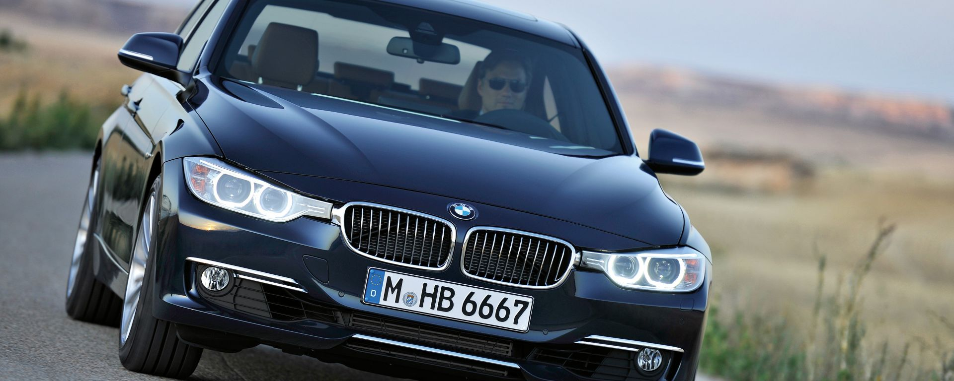 Bmw Serie 3 2012: la prova ora anche in video