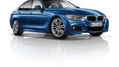 BMW Serie 3 2012, primi dettagli e foto in HD - Immagine: 50