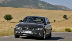 BMW Serie 3 2012, primi dettagli e foto in HD - Immagine: 28