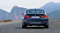 BMW Serie 3 2012, primi dettagli e foto in HD - Immagine: 32