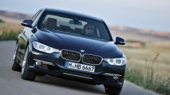 BMW Serie 3 2012, primi dettagli e foto in HD - Immagine: 36