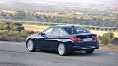 BMW Serie 3 2012, primi dettagli e foto in HD - Immagine: 21