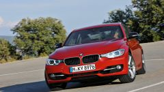 BMW Serie 3 2012, primi dettagli e foto in HD - Immagine: 10