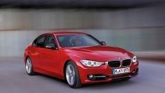 BMW Serie 3 2012, primi dettagli e foto in HD - Immagine: 16