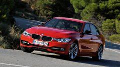 BMW Serie 3 2012, primi dettagli e foto in HD - Immagine: 14
