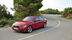 BMW Serie 3 2012, primi dettagli e foto in HD - Immagine: 13
