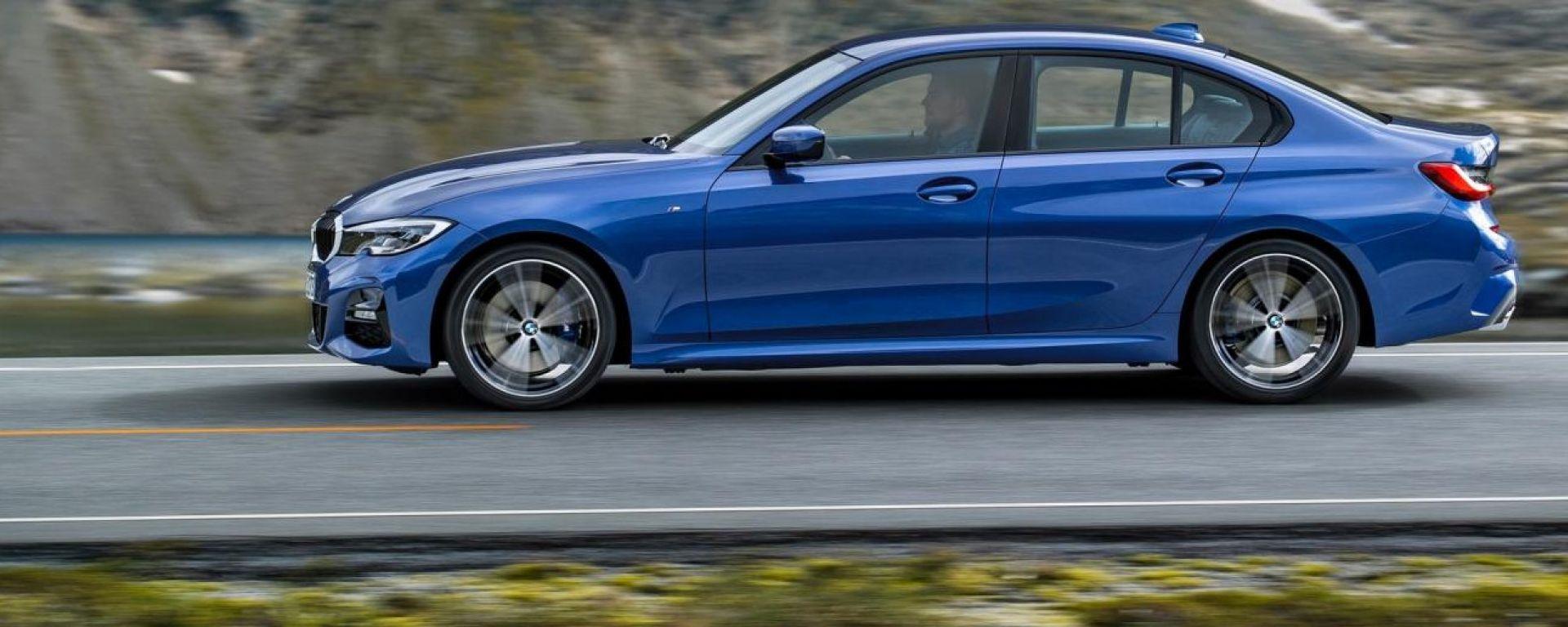 BMW Serie 3 PHEV