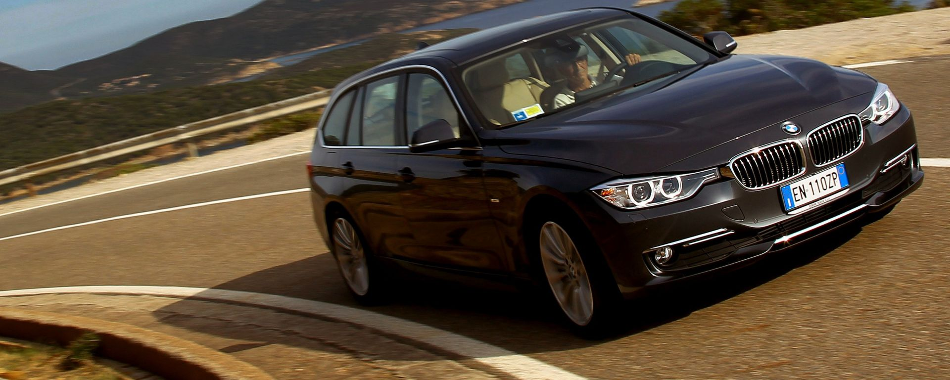 BMW Serie 3 Touring, ora anche in video