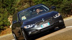BMW Serie 3 Touring, ora anche in video - Immagine: 19