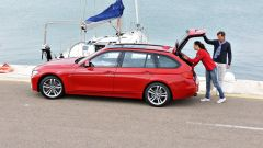 BMW Serie 3 Touring, ora anche in video - Immagine: 13