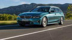 BMW Serie 3 Touring 2019: è ancora lei la wagon più sportiva?  - Immagine: 3