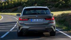 BMW Serie 3 Touring 2019: è ancora lei la wagon più sportiva?  - Immagine: 15