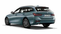 BMW Serie 3 Touring 2019: è ancora lei la wagon più sportiva?  - Immagine: 18